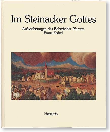 Buchtitel: Im Steinacker Gottes
